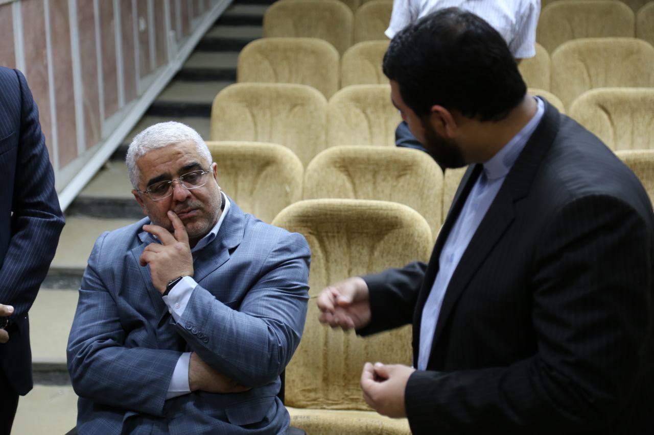 امیر محمدپور ویشگاهی از مدیرکلی کتابخانه های گیلان عزل شد