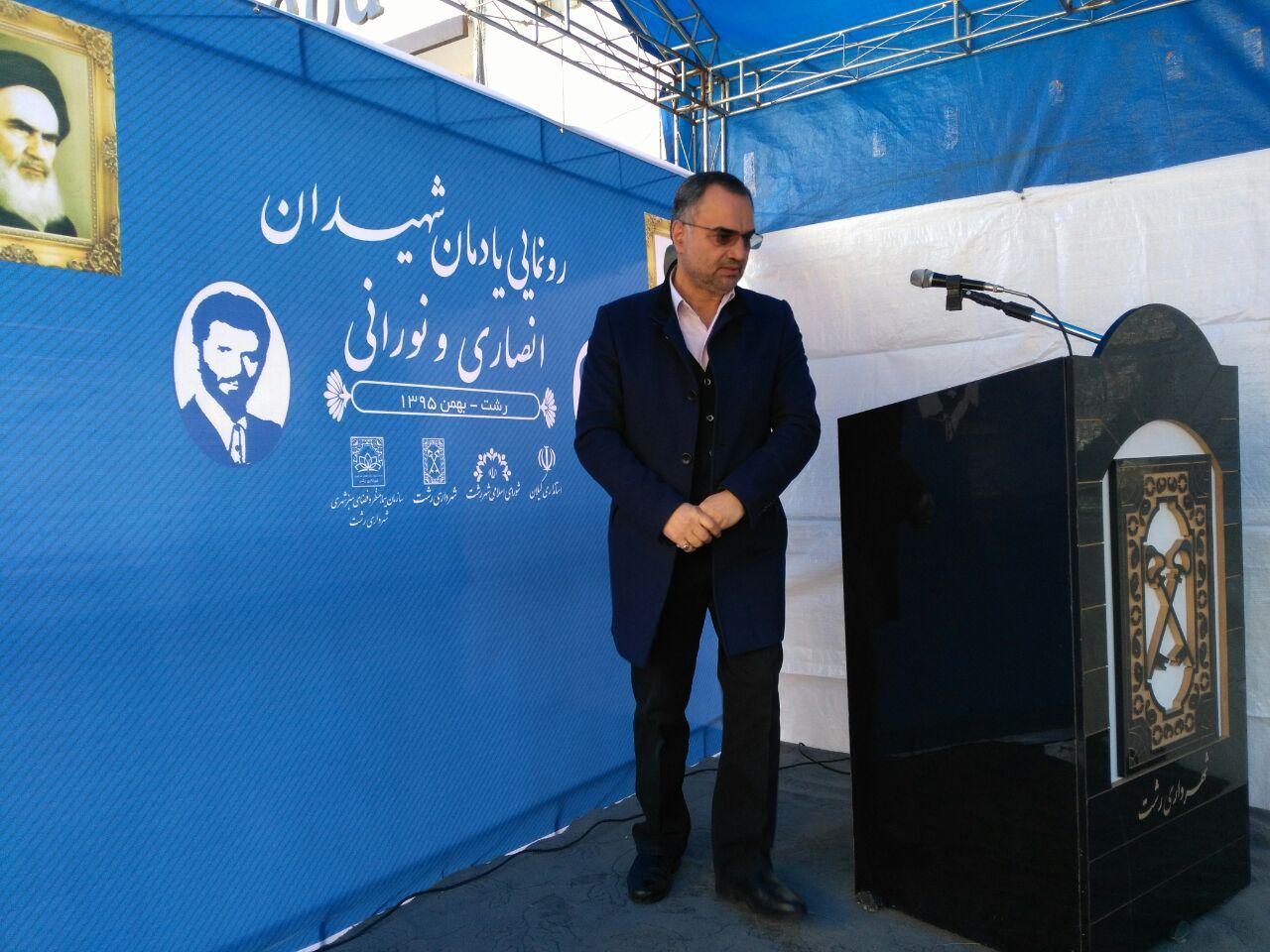 رئیس شورای شهر رشت : تصفیه خانه شیر آبه سراوان به بهره برداری نرسید