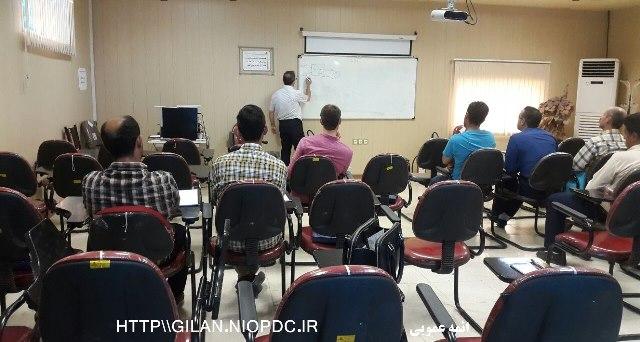 برگزاری دوره آموزشی برای ۲۷ نفر از اپراتورهای جایگاههای CNG گیلان
