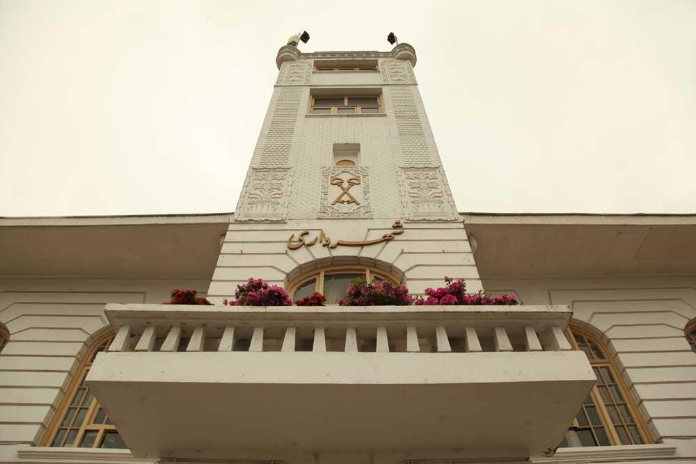 اختصاصی / به دنبال حریق در ساختمان مرکزی شهرداری رشت ؛ دفتر شهردار تغییر مکان یافت