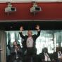 تصاویر لحظه شادمانی خاص وزیر ورزش در استادیوم روسیه از پیروزی تیم فوتبال ایران بر مراکش