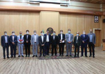 پوششی / هیات رئیسه شورای اسلامی شهرهای شهرستان رشت انتخاب شدند / تنها باز مانده پنجمین دوره شورای شهر رشت در هیات رئیسه نیامد
